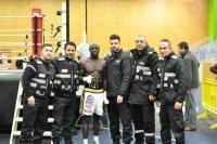 Le bcop choisit vision sécurité privée pour les compétitions officielles de boxe
